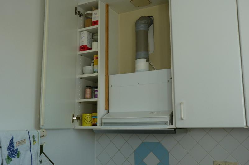 Bilder von abluftbohrungen kernbohrservice thorsten lehr for Ablufthaube küche